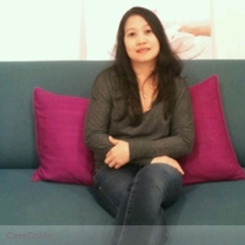 Canadian Nanny Provider Mignon Delos Santos's Profile Picture