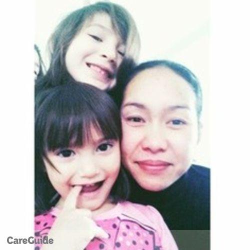 Canadian Nanny Provider Rhea Llorono's Profile Picture