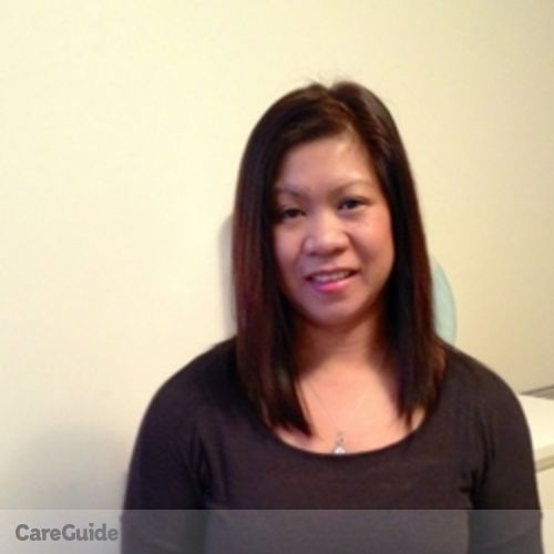 Canadian Nanny Provider Maribel talledo 's Profile Picture