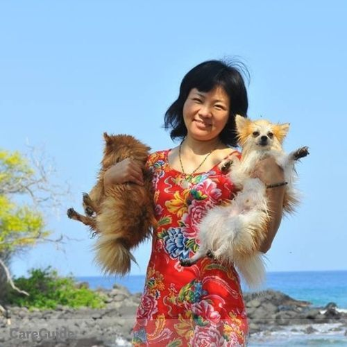 Pet Care Provider Sharon McDonald's Profile Picture