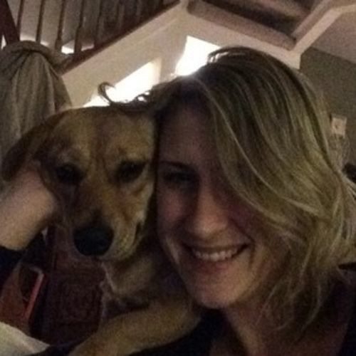 Lindsay Winter – pet sitter