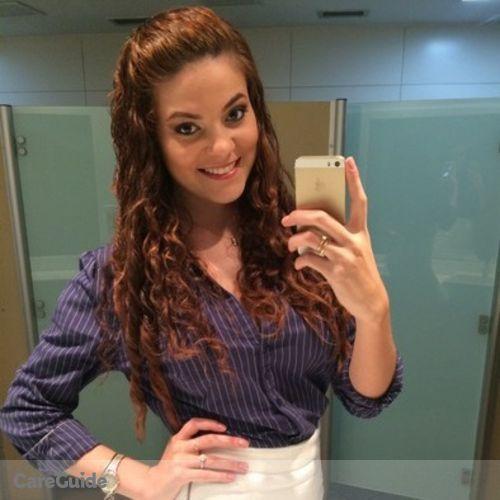 Canadian Nanny Provider Ana Carolina Costa's Profile Picture