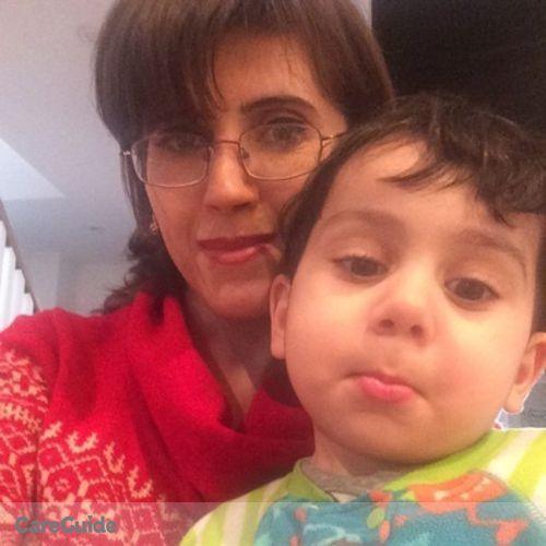 Canadian Nanny Provider Aida Mnatsakanyan's Profile Picture