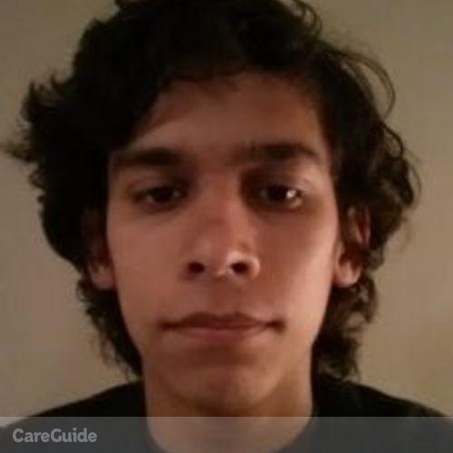 Canadian Nanny Provider Emilio Huizar's Profile Picture