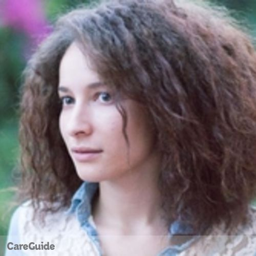Canadian Nanny Provider Soraya H's Profile Picture