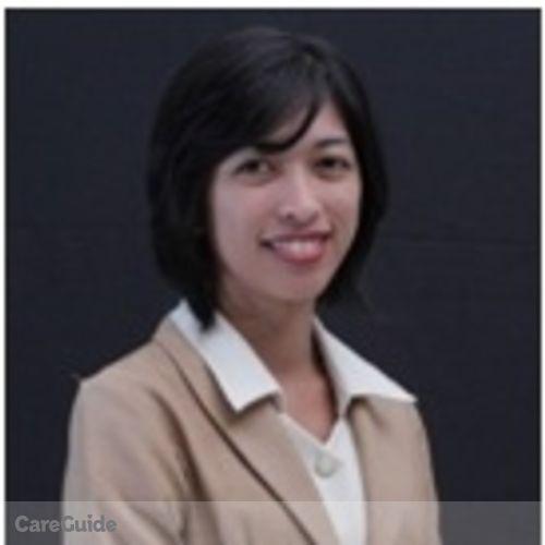 Canadian Nanny Provider April Arrubio's Profile Picture