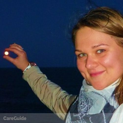 Canadian Nanny Job Olga K's Profile Picture