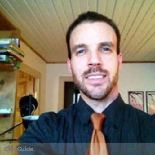 Canadian Nanny Provider Michael Wheelhouse's Profile Picture