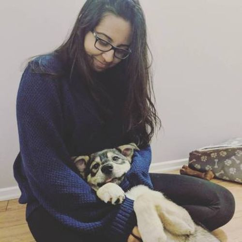 Canadian Nanny Provider Ashna D's Profile Picture