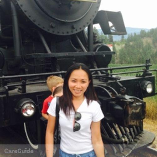 Canadian Nanny Provider Michelle Cabilan's Profile Picture