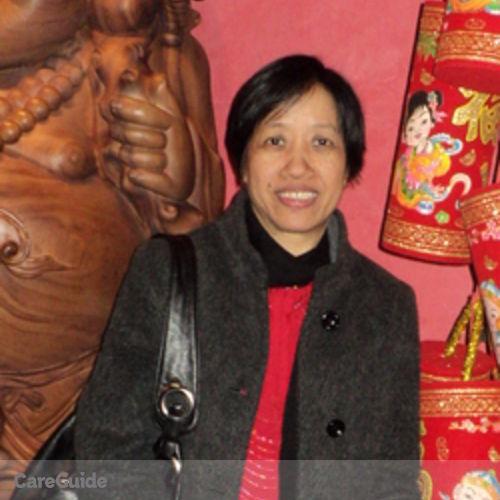 Canadian Nanny Provider Josefina Agustin's Profile Picture