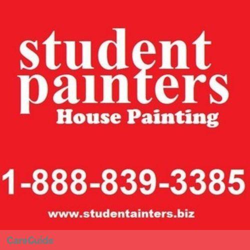 Painter Provider Zach Barrack's Profile Picture