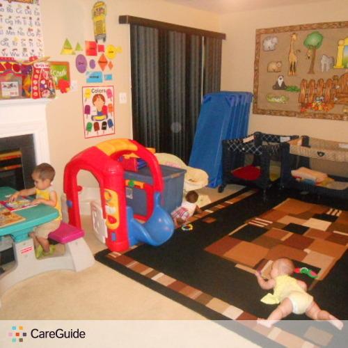 Child Care Provider Jacqueline Washington's Profile Picture