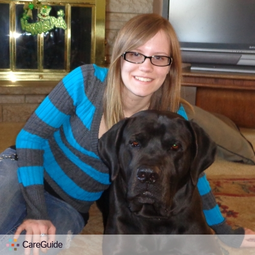 Pet Care Provider Jessica Beazley's Profile Picture