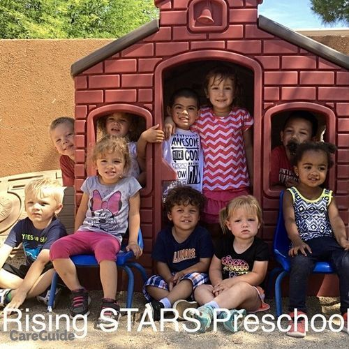 Child Care Provider Rising STARS Preschool & Child Care Sharing Together and Reaching Success's Profile Picture