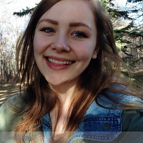 Canadian Nanny Provider Rachel Matichuk's Profile Picture
