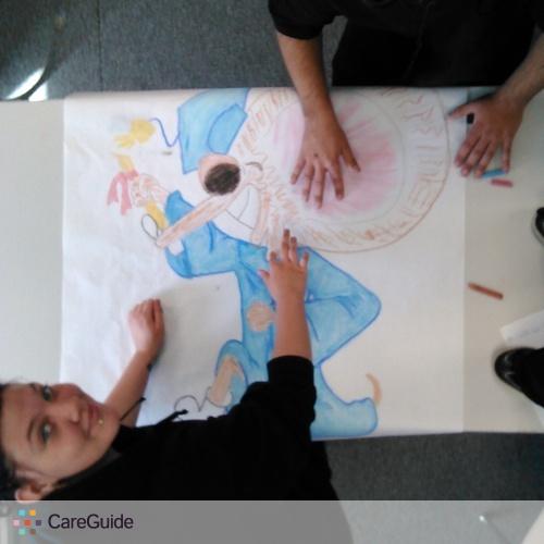 Child Care Provider Shai Sims's Profile Picture