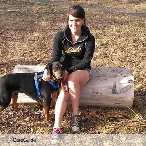 Pet Care Provider Dani Luna's Profile Picture