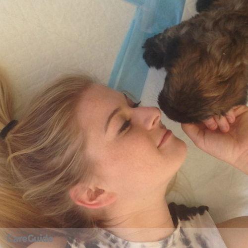 Pet Care Provider Courtney V's Profile Picture