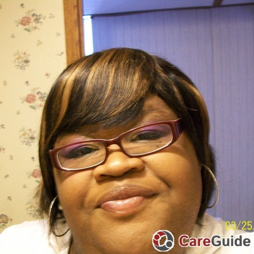 Child Care Provider sharee parks's Profile Picture