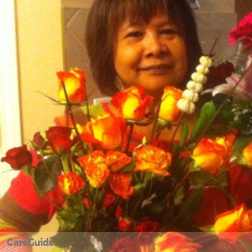 Canadian Nanny Provider Nelly B's Profile Picture