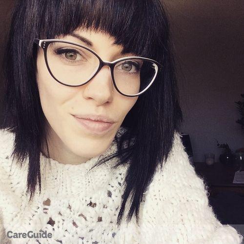 Canadian Nanny Provider Aspen L's Profile Picture