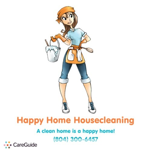Housekeeper Provider Faye D's Profile Picture