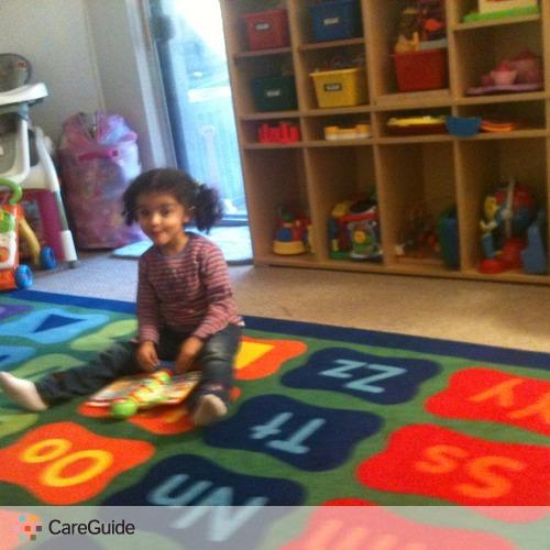 Child Care Provider Mounia G's Profile Picture