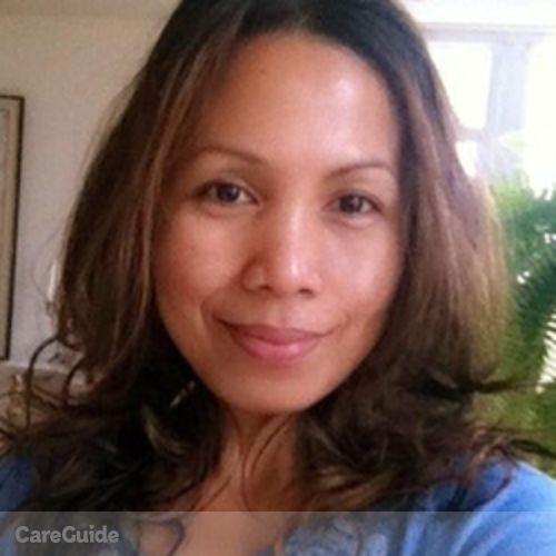 Canadian Nanny Provider Charita Domingo's Profile Picture