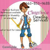 Clean'ique Cleaning Service! For all your house cleaning needs!