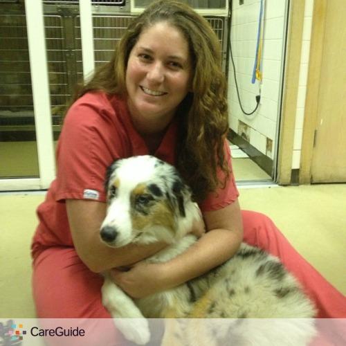 Pet Care Provider Nina Loves Animals's Profile Picture