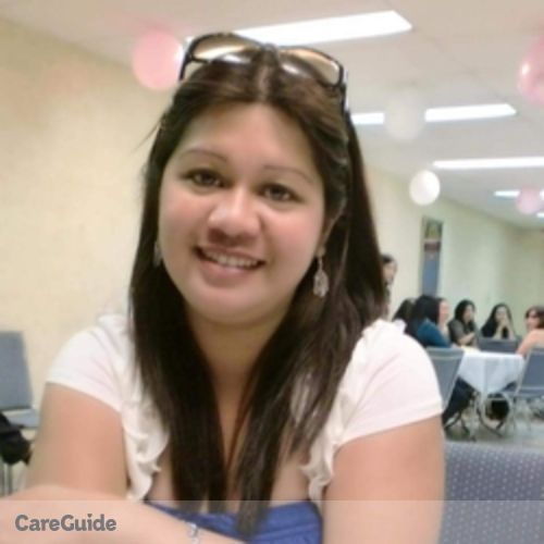Canadian Nanny Provider Maria Nena Javier's Profile Picture