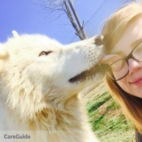 Pet Care Provider Erin R's Profile Picture