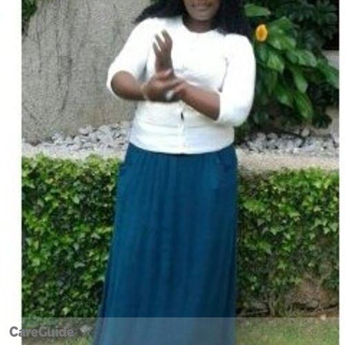 Canadian Nanny Provider Sandra Mugwenhi's Profile Picture