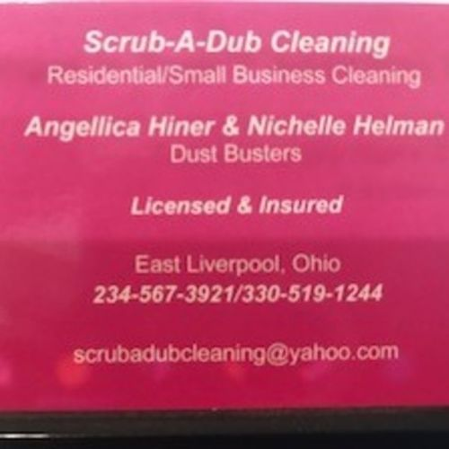 Housekeeper Provider Angellica Hiner's Profile Picture