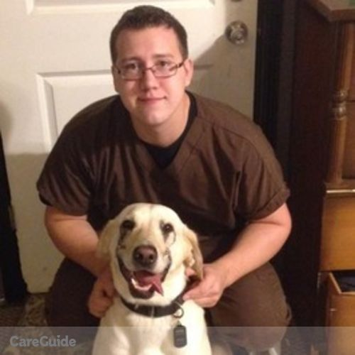 Pet Care Provider Christopher Acres's Profile Picture