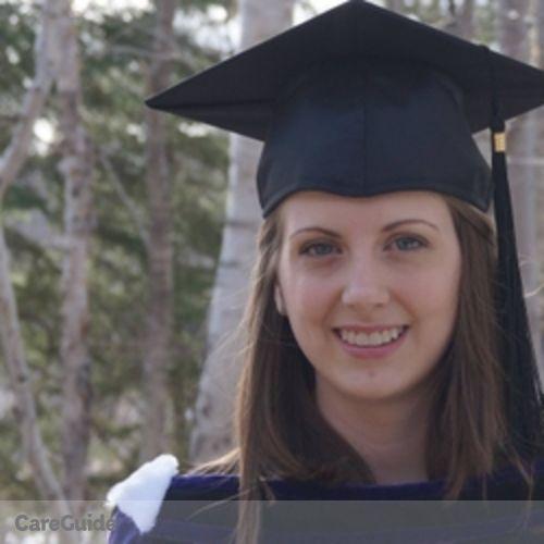 Canadian Nanny Provider Megan Brogan's Profile Picture