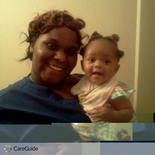 Child Care Provider Danasia W's Profile Picture