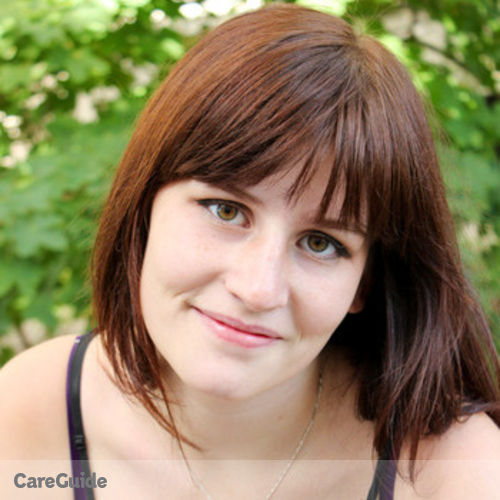 Canadian Nanny Provider Kathleen (Katie) H's Profile Picture