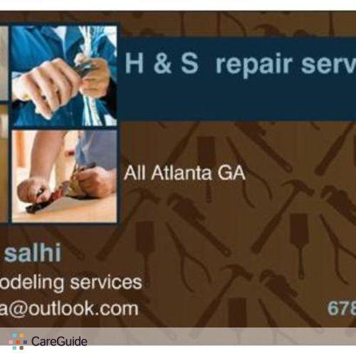 Renovator Provider Hassan S's Profile Picture