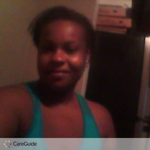 Child Care Job Shawntee K's Profile Picture