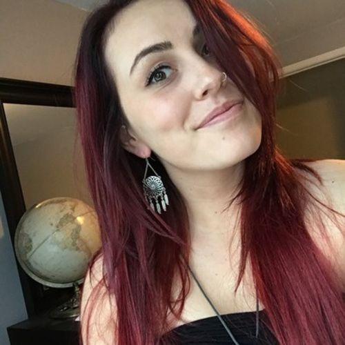 Canadian Nanny Provider Breana Zawadiuk's Profile Picture