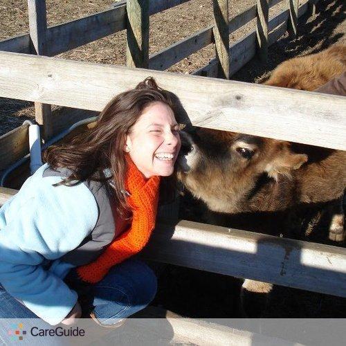 Pet Care Provider Allyson S's Profile Picture