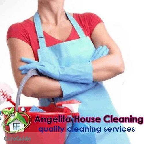 Housekeeper Provider Angela Calixto's Profile Picture