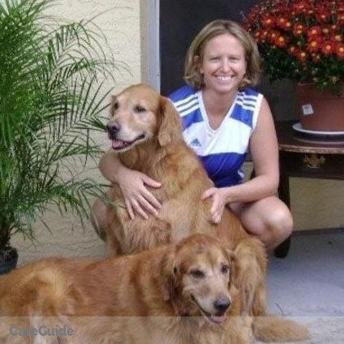 Pet Care Provider Julie Sauter's Profile Picture