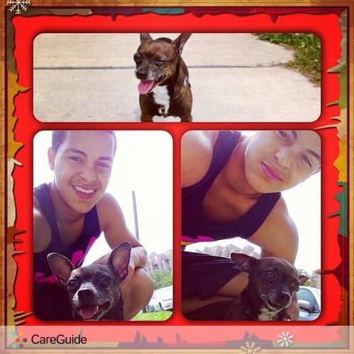 Pet Care Provider Christian Duran's Profile Picture