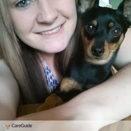 Pet Care Provider Megan Cook's Profile Picture