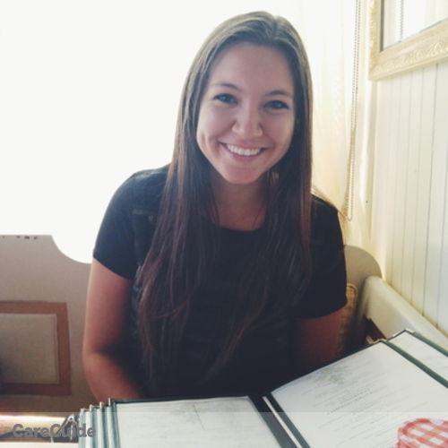 Canadian Nanny Provider Gabriella MacGregor's Profile Picture