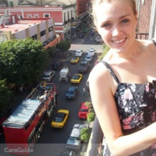 Canadian Nanny Provider Emilia T's Profile Picture