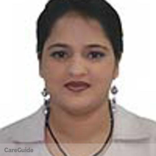 Canadian Nanny Provider Sumitra Giri's Profile Picture